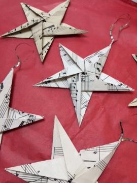 Christmas stars 1