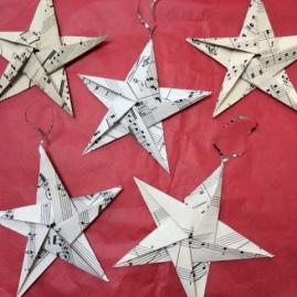 Christmas stars 3