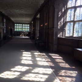 Haddon Hall inside
