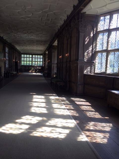 Haddon Hall inside
