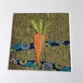 carrot close up