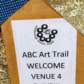 Art trail notice