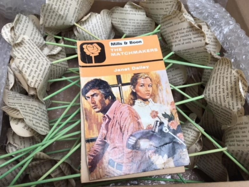 Mills and Boon roses 1