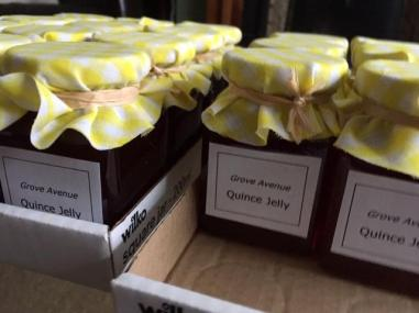 Quince jelly 1