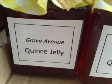 Quince jelly 2